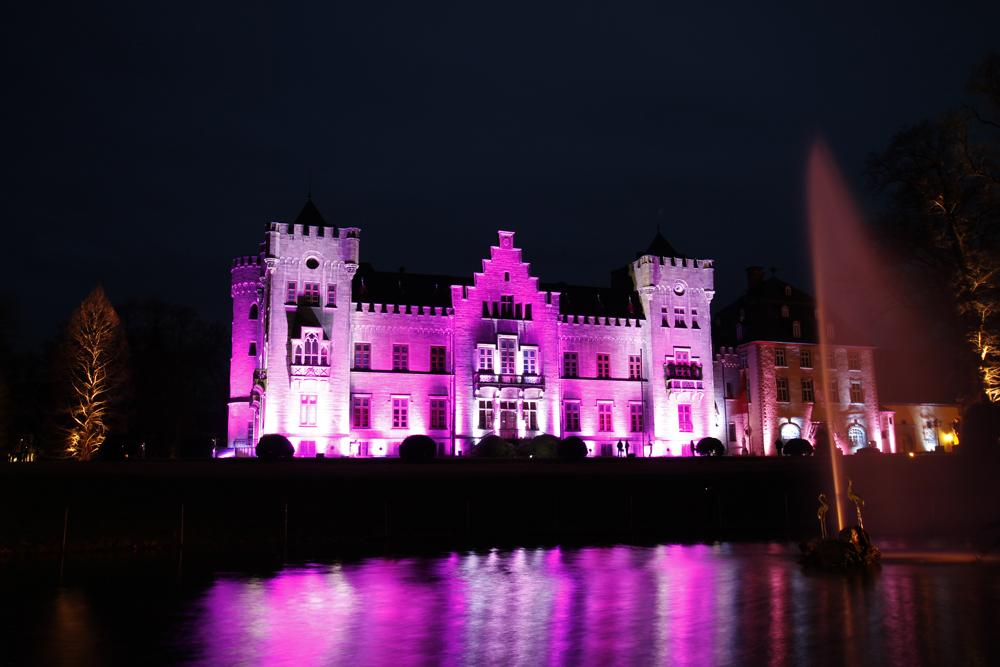 Lichterzauber am Schloss Herdringen 2
