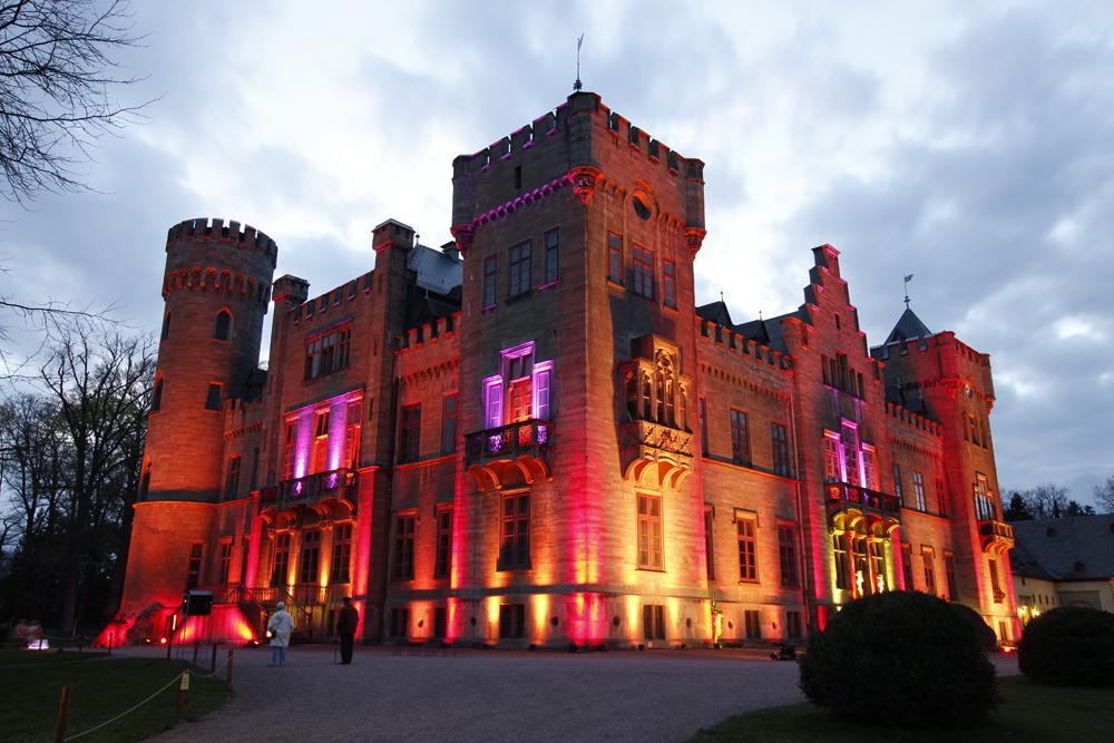 Lichterzauber am Schloss Herdringen 5