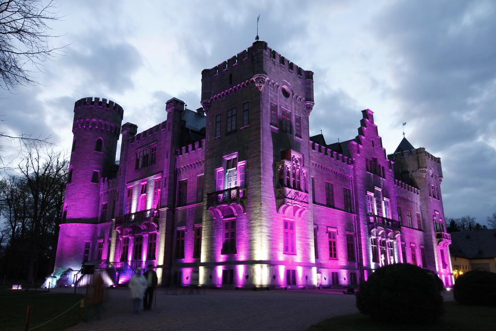 Lichterzauber am Schloss Herdringen 6