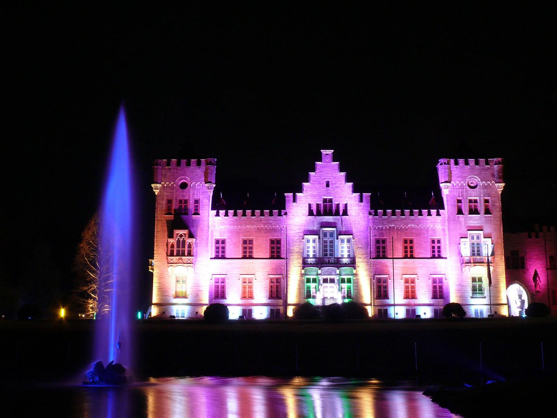 Lichterzauber Schloss Herdringen