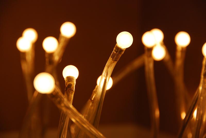 Lichtes Gewirr