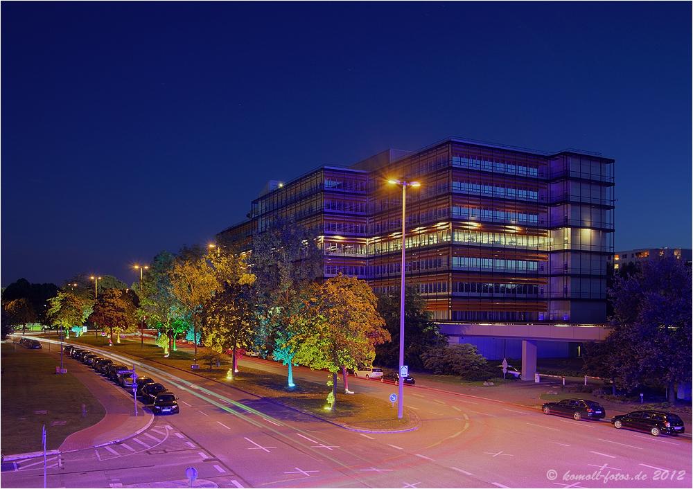 Lichtfest City-Nord 2012 #3