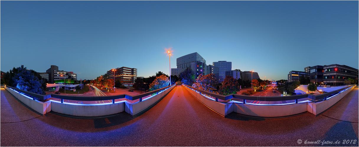Lichtfest City-Nord 2012 #4