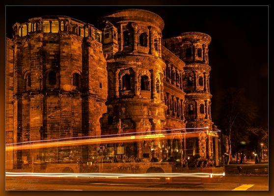 Lichtgeschwindigkeit tangiert Antike