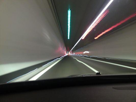 Lichtgeschwindigkeit.... tschiu...
