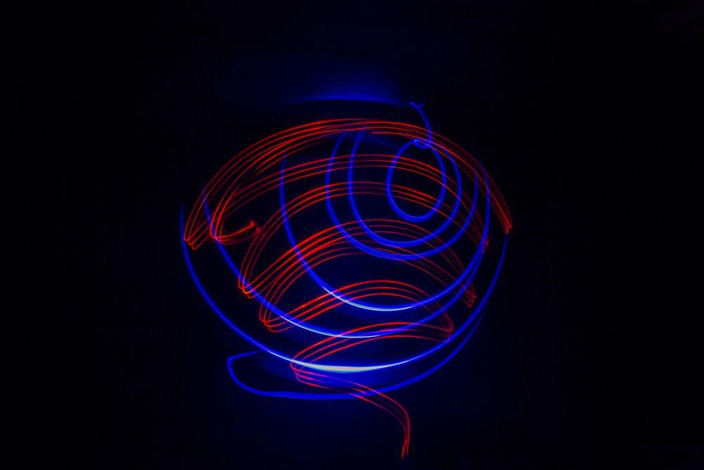 Tolle Lichtkreise Fotos - Die Besten Elektrischen Schaltplan-Ideen ...