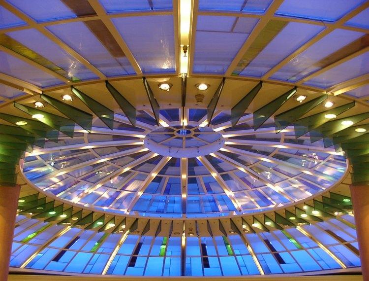 Lichtkuppel in Wien