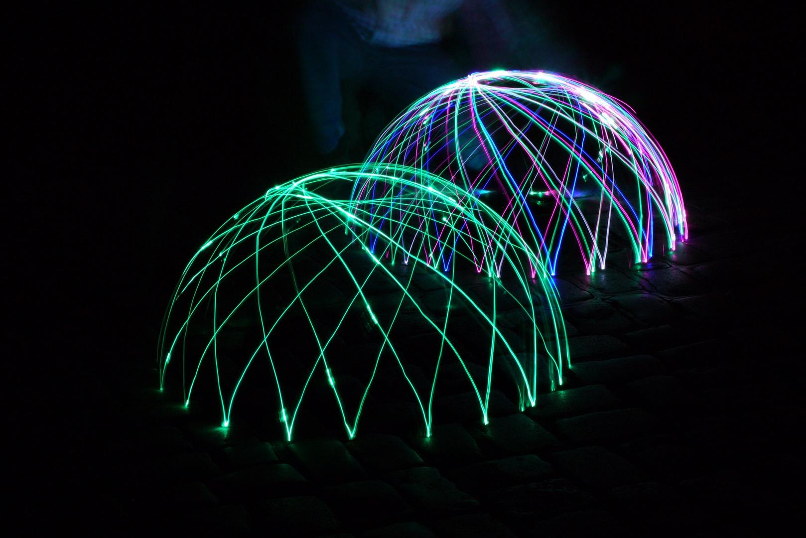 Lichtkuppeln