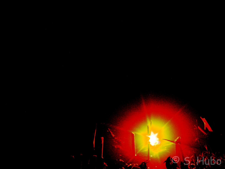 Lichtkurve beeinflussen