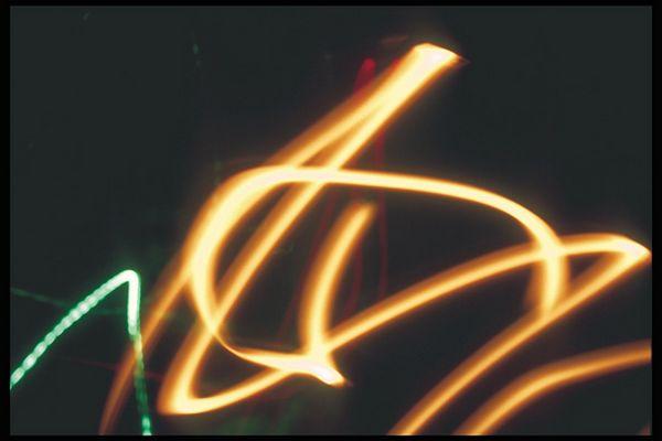 Lichtmalerei I