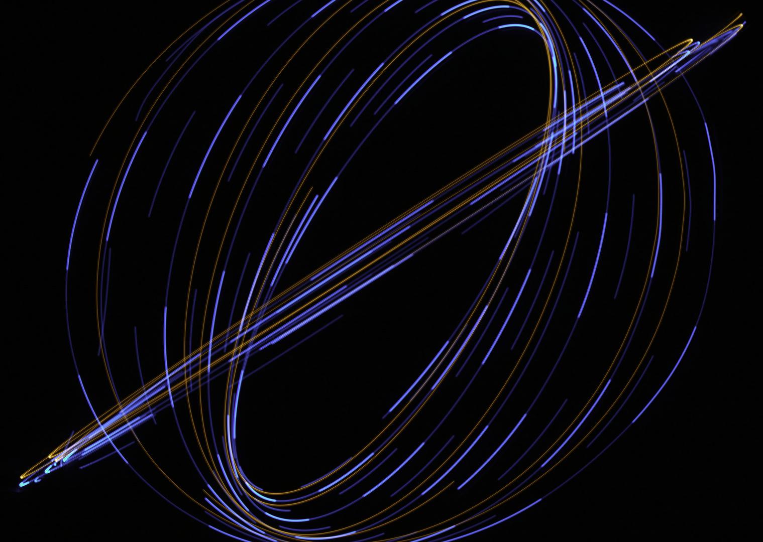 Lichtpendel mit LED 7