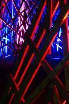 Lichtpyramiden - das knallt :-)