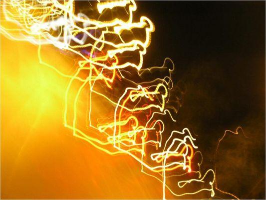 Lichtschlangen