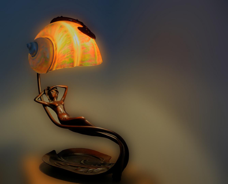 Lichtschnecke