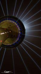 Lichtspektakel Rheintum