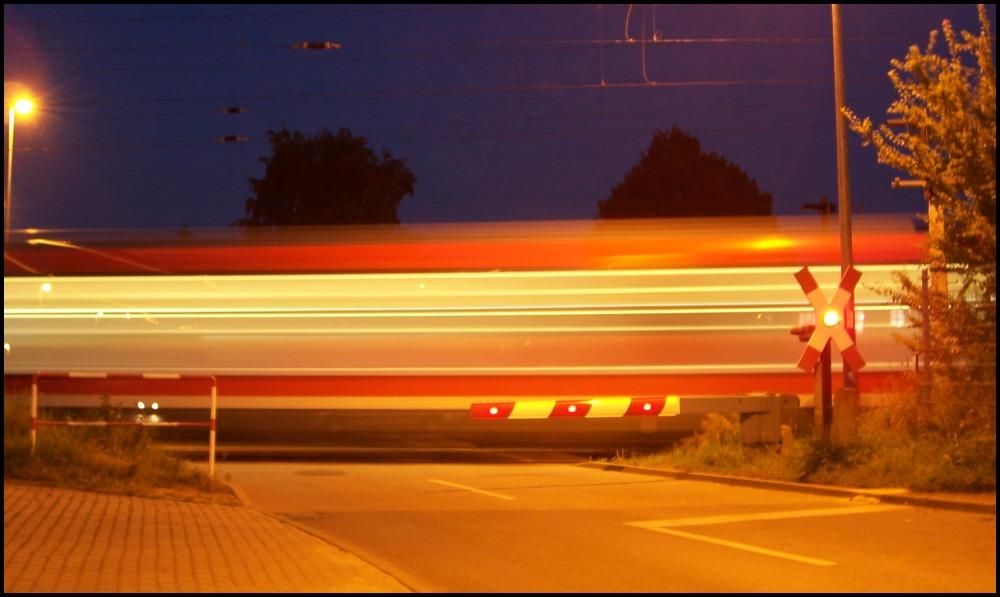 Lichtspiel_1: Zug
