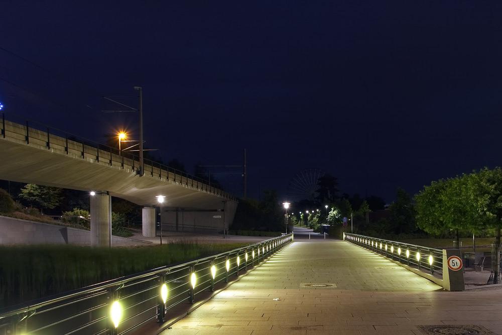 Lichtspiele am CentrO
