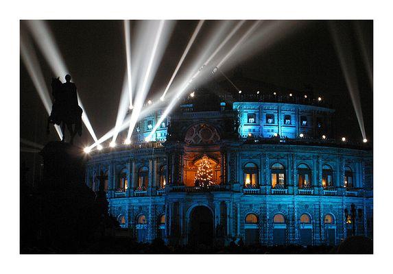 Lichtspiele an der Semperoper Dresden - II.