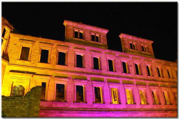 Lichtspiele im Heidelberger Schloss
