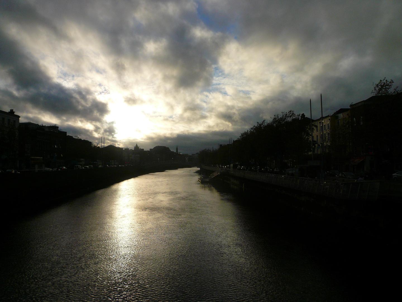 Lichtspiele in Dublin