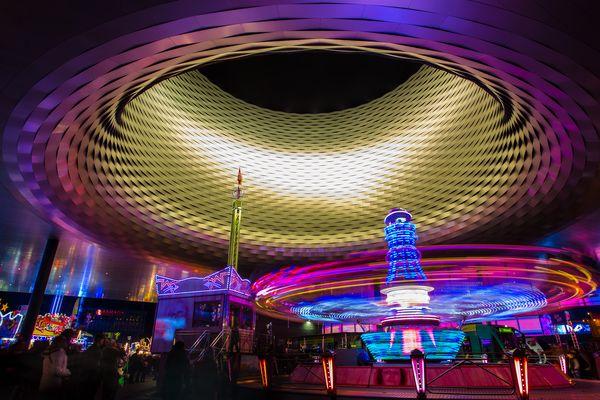 Lichtspiele Messe Basel II