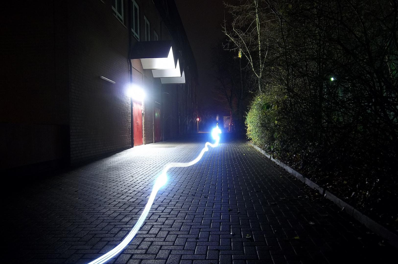 Lichtspielerei