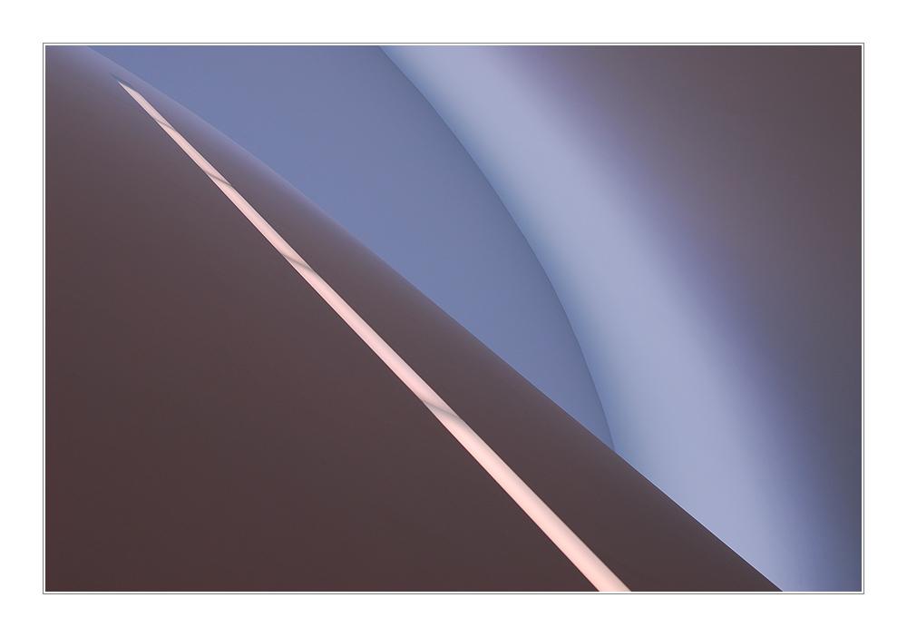 Lichtspielerei in der Pinakothek