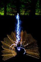 Lichtspinne