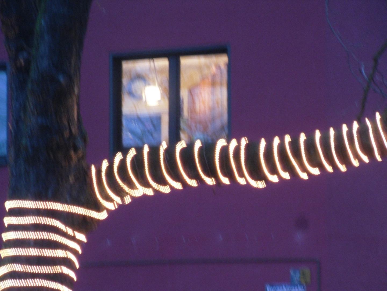 Lichtspirale