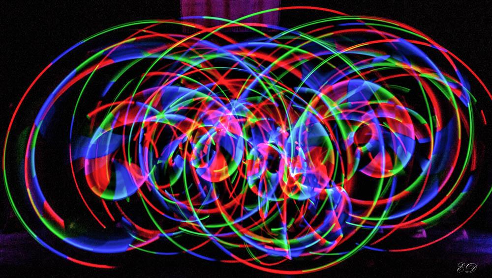 Lichtspuren 2