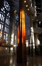 Lichtstimmung in der Sagrada Familia 3