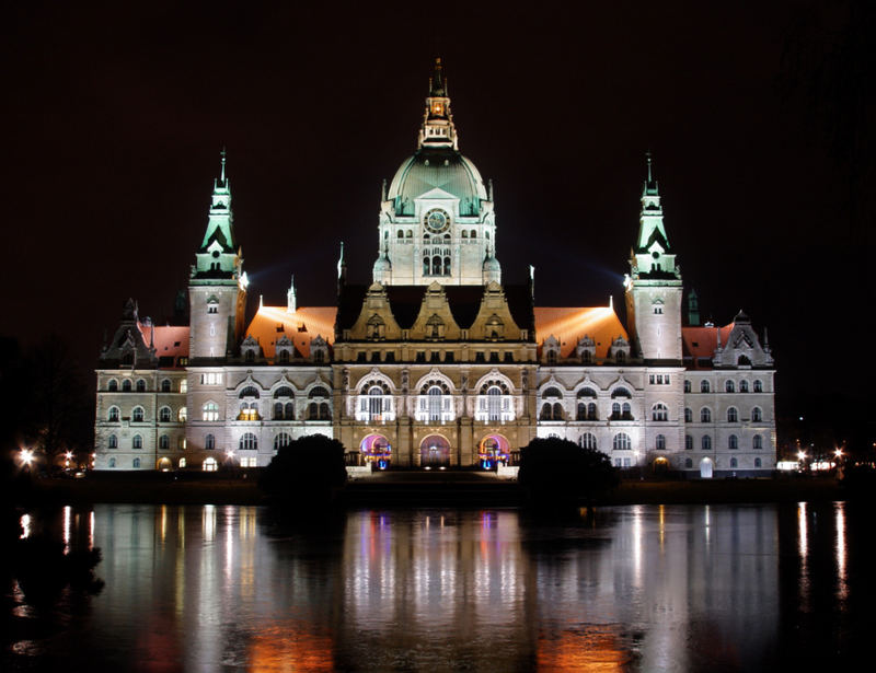 Lichttage in Hannover