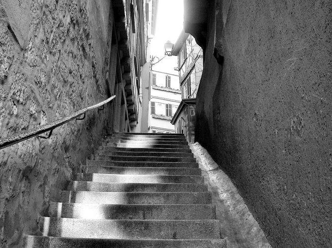 Lichttreppe