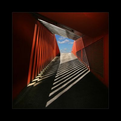 Lichttunnel (II)