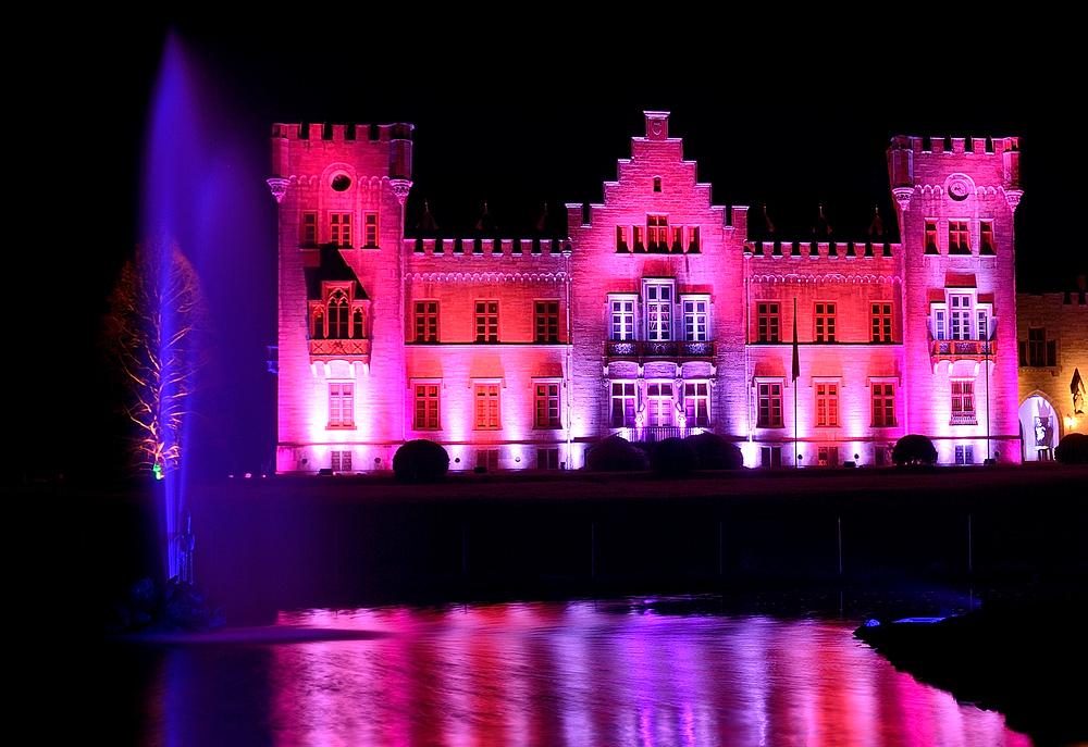 Lichtzauber 2013 auf Jagdschloss Herdringen