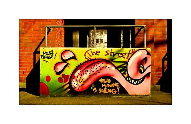 lick da street