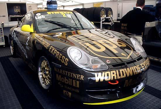Lieb, Porsche-Cup