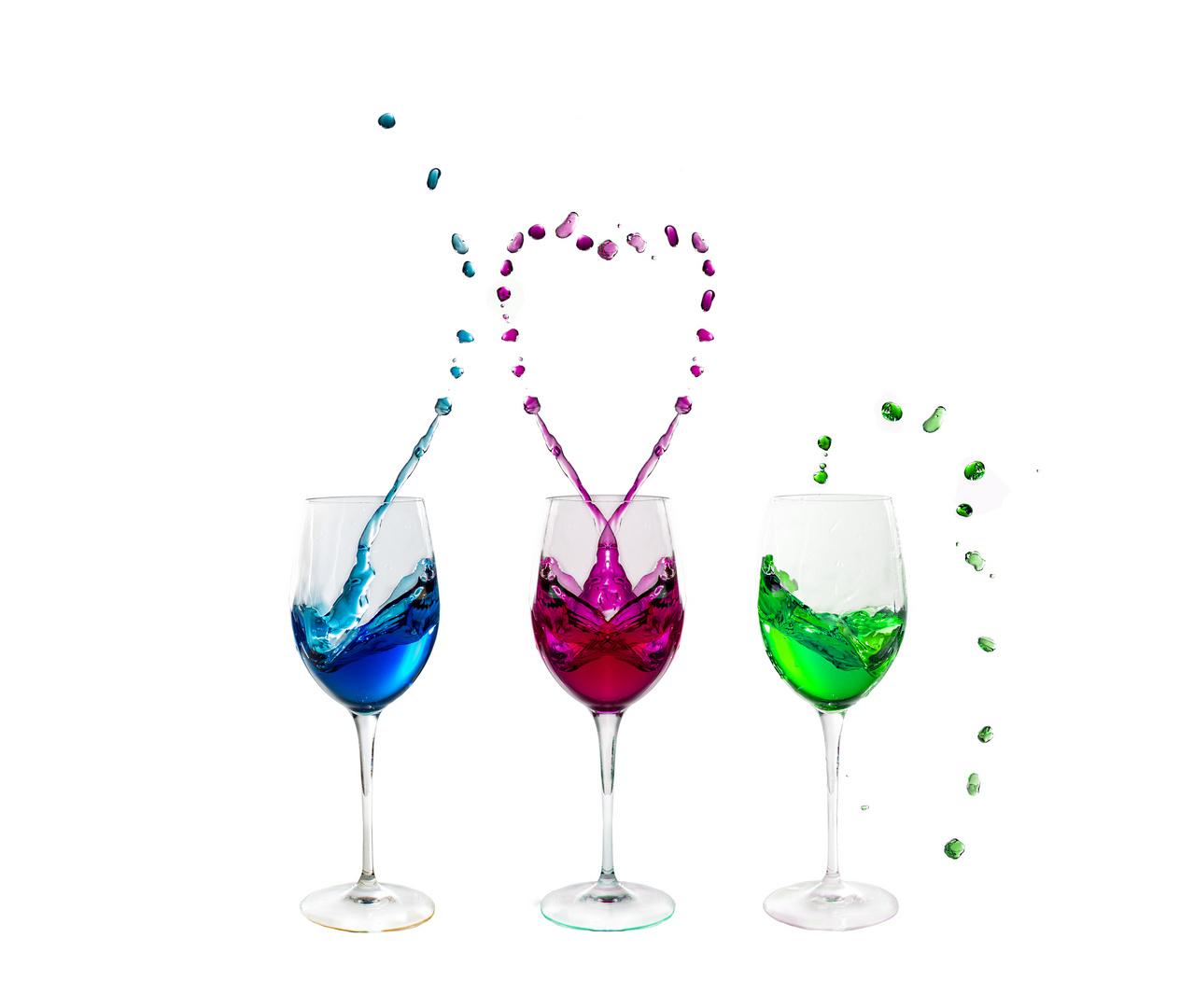 Liebe aus dem Glas...