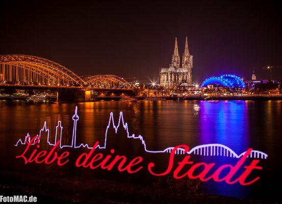 Liebe deine Stadt