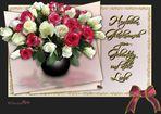 Liebe Geburtstagsgrüße für Ushie