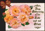Liebe Geburtstagsgrüße für Waltraud