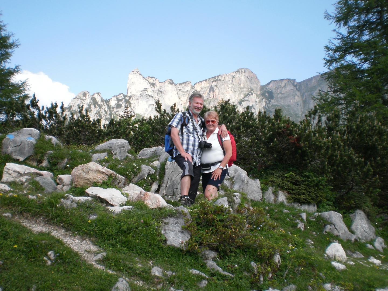 LIEBE GRÜSSE aus Tirol ( ACHENSEE ) von MONA & FRITZ