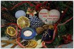 Liebe Grüsse und einen wunderbaren 1.Advent.