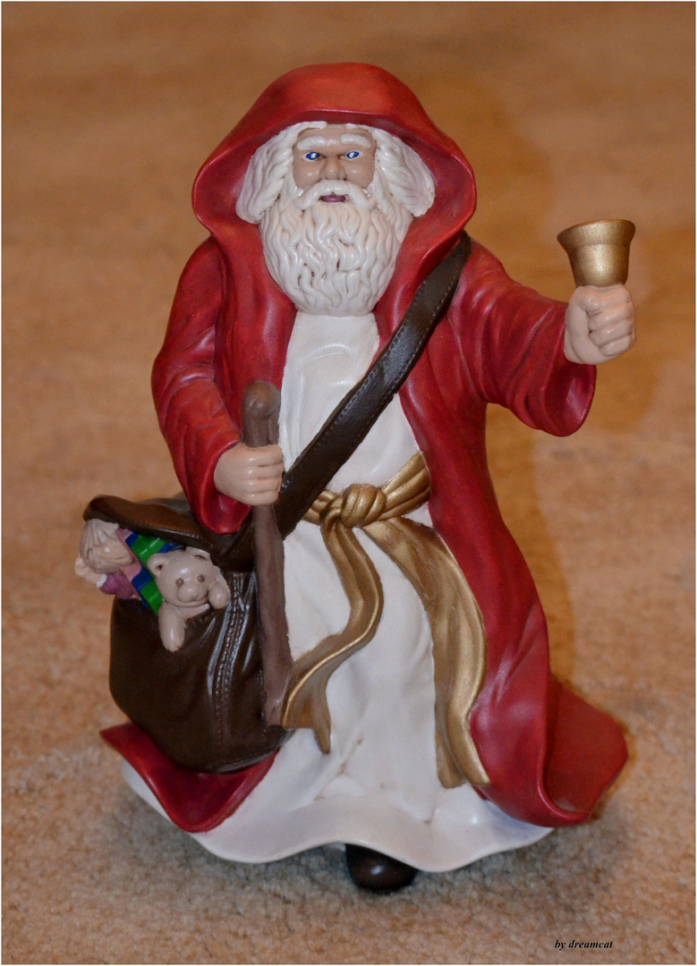 Liebe Grüße zum Nikolaustag