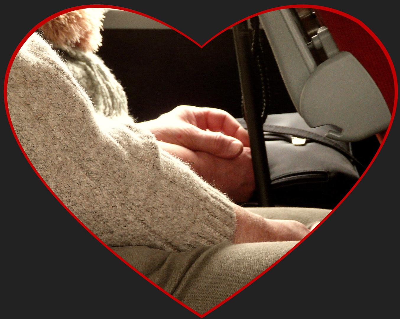 Liebe im hohen Alter