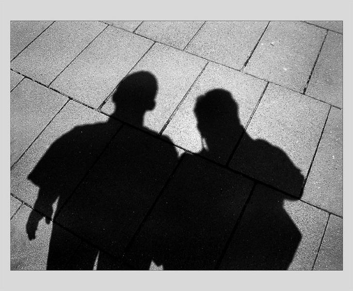 Liebe im Schatten