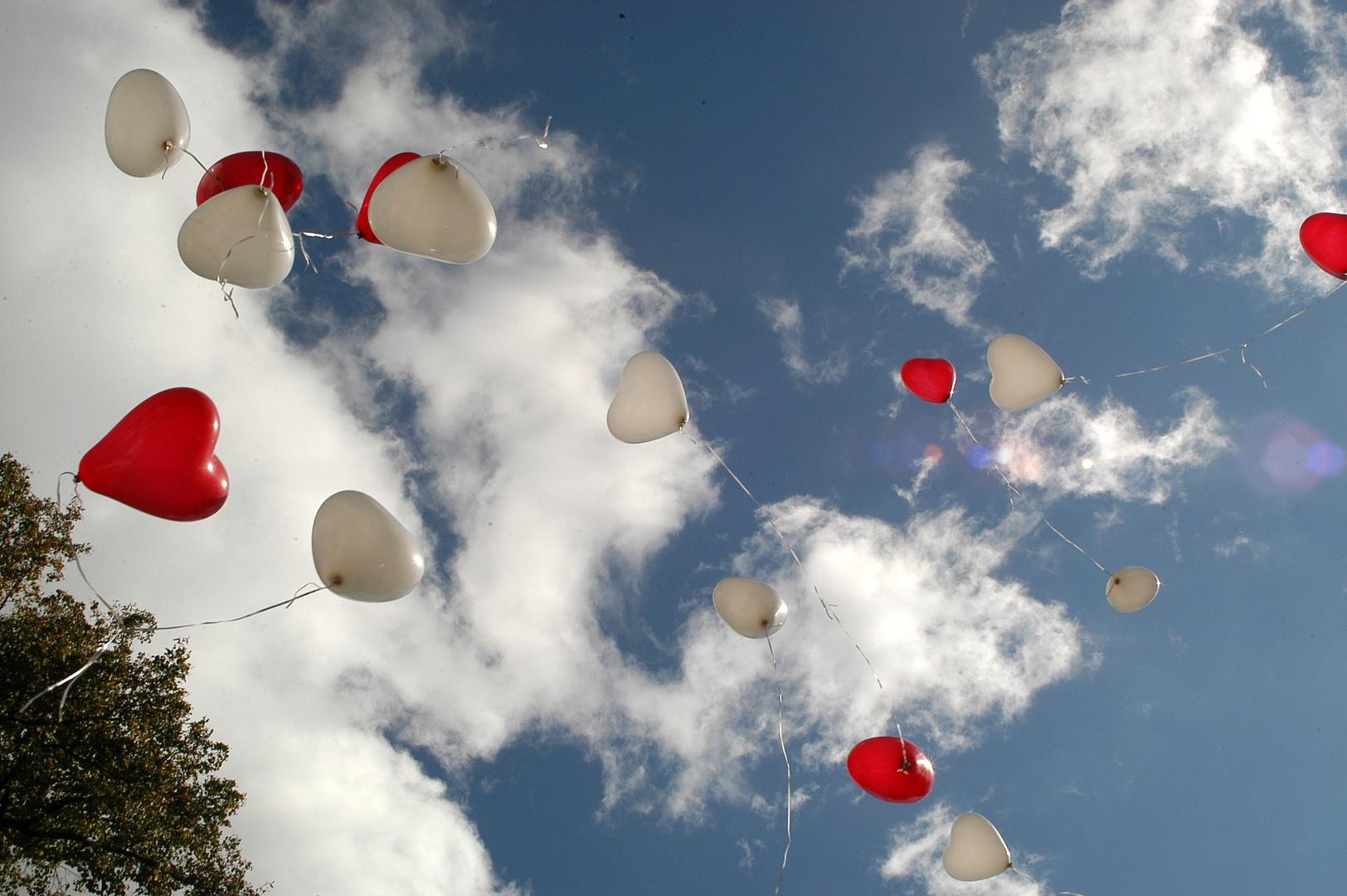 Liebe in der Luft