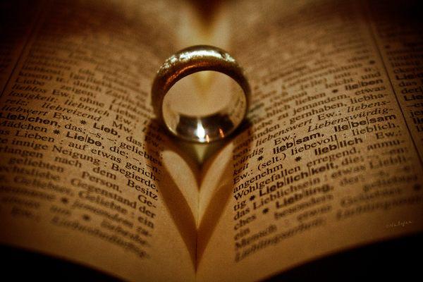 Liebe ist ein offenes Buch