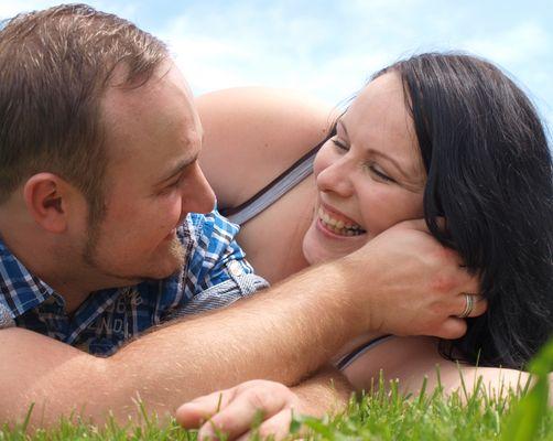 Liebe ist ... gemeinsam Spaß haben!