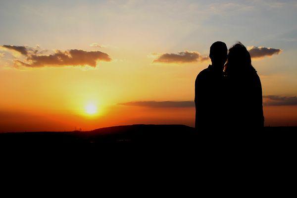 Liebe ist..... mal zu zweit alleine sein....